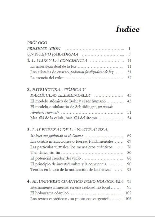 La Dimensión Cuántica, de la Física Cuántica a la Conciencia (4ª Edición) - Teresa Versyp - image indice-dimension-cuantica-versyp-500x701 on https://equantum.org